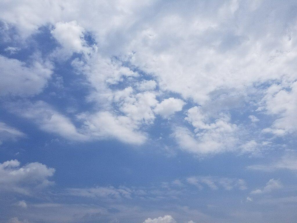 端末3で撮った空