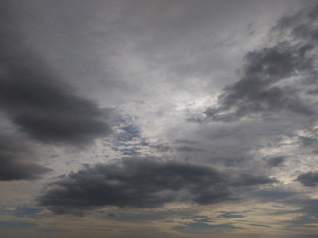 ZenFone 3で撮った空