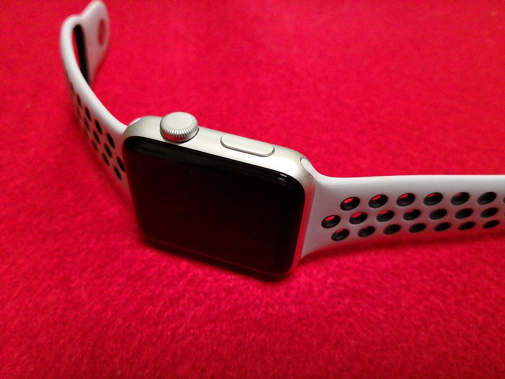 Mate10 Proで撮影したApple Watch