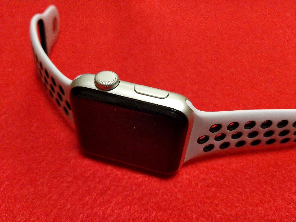 Pixel2で撮影したApple Watch