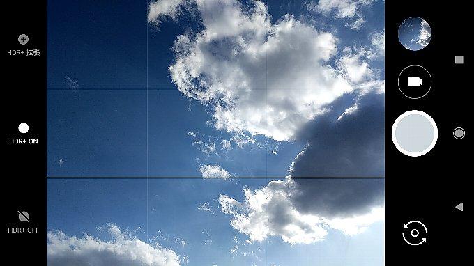 GalaxyNote8、iPhoneX、Pixel2写真比較(HDRオン、オフでの違い)